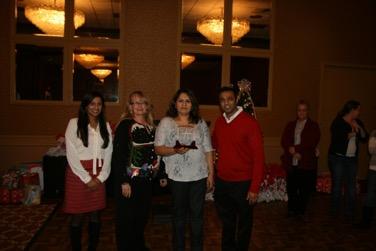 Holiday Inn Express Associate of the Year: Silvia Hurtado