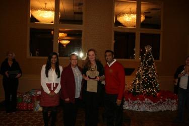 Comfort Inn-Claremore Associate of the Year: Amanda Binghan