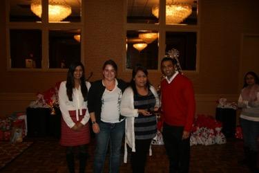 Comfort Suites-East Associate of the Year: Olinda Castillo