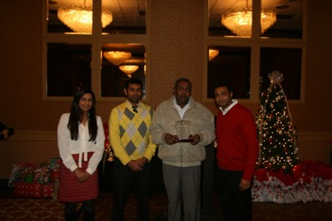 Days Inn Associate of the Year: Kishor Patel