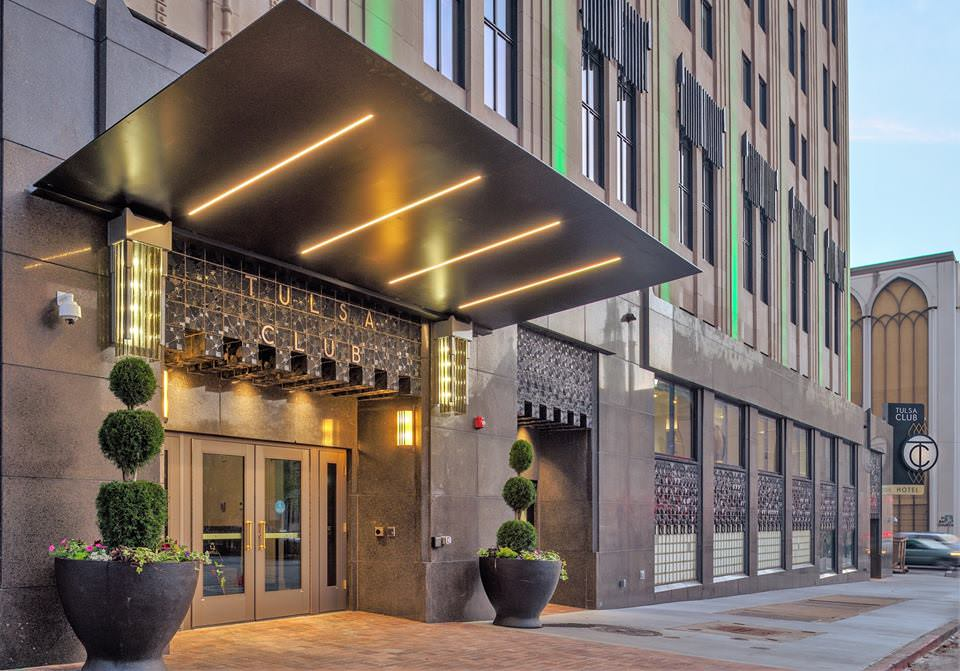Now Open Tulsa Club Hotel Has Arrived Promise Hotels